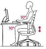La ergonomía en la oficina para mejorar tu salud fisica