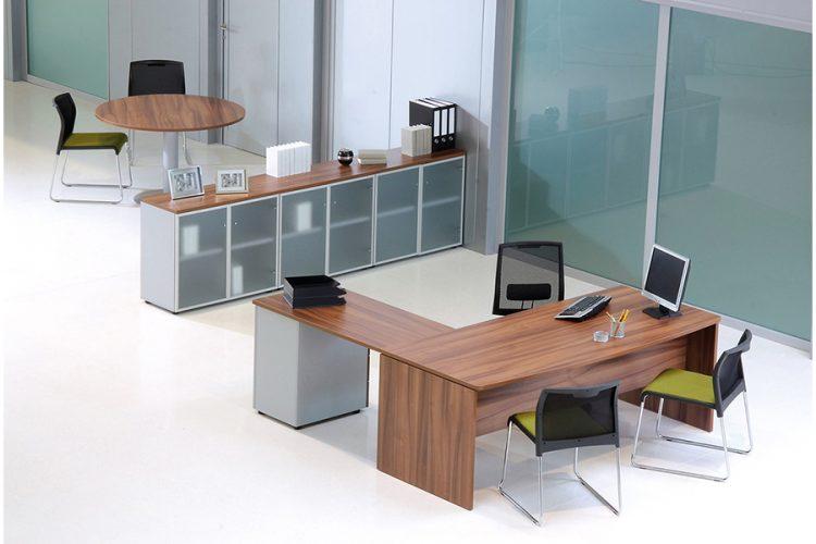 Mesas de trabajo serie basica