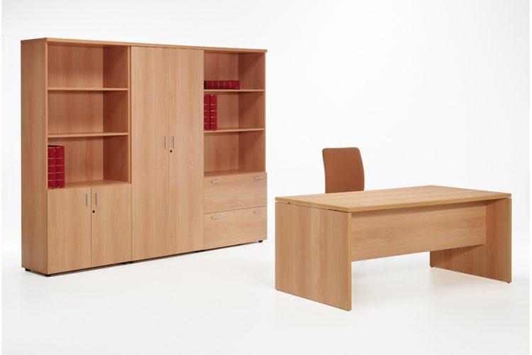 Mesas serie basica en varios colores