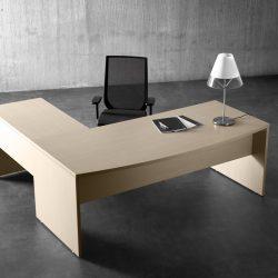 mesa block frente curvo