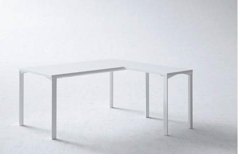 mesas Logos operativa con auxiliar