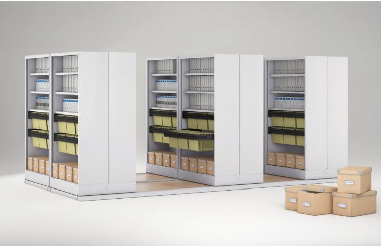 Armarios de persiana archivo