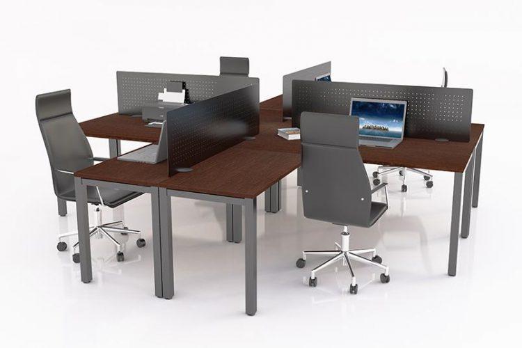 Mesas Eco nix para creación de puestos operativos