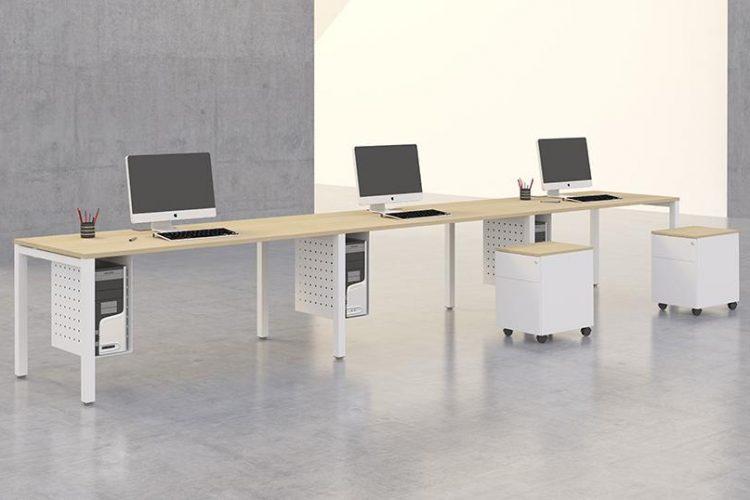 Mesas Eco nix en línea para creación de puestos operativos