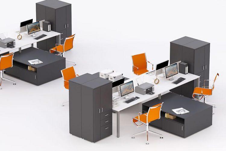 Mesas eco nix conjunto combinado y para ampliación color