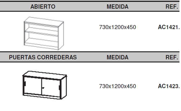 armarios metálicos 73x120