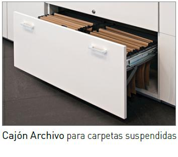 armarios Mobility Step archivo