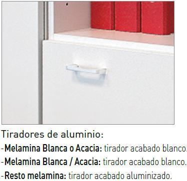Tirador armario armarios Mobility Step