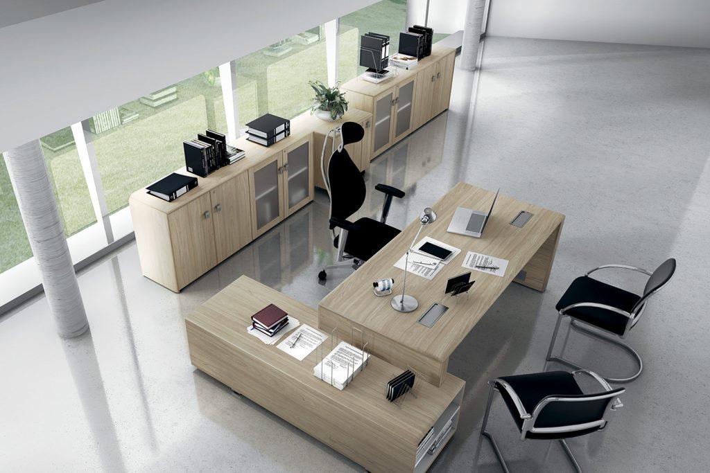 Mesas de dirección despachos línea Líder
