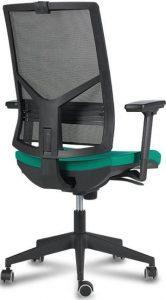 trasera silla zoe 3 respaldo malla negra