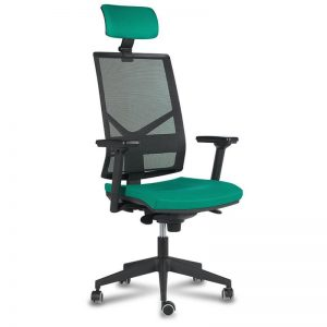 Regulaioón altura de asiento y respàldo silla Zoe