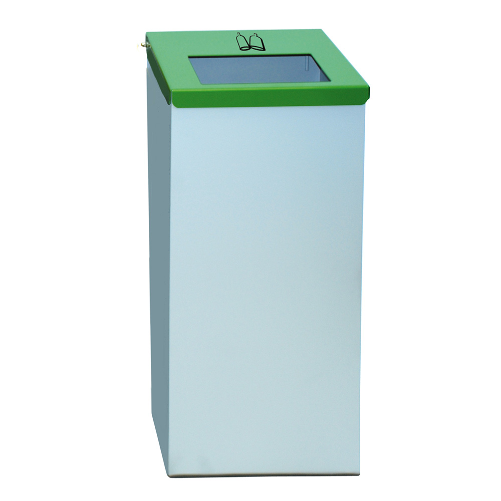 Papelera reciclaje 150