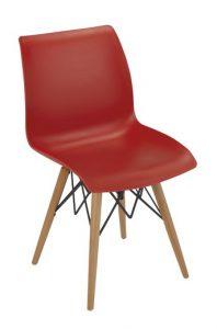 Silla M 1710 roja