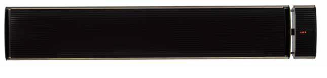 Calefactores de Onda M9310 panel radiante