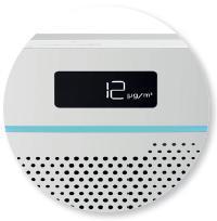 Purificadores de aire Pantalla purificador de aire ap2
