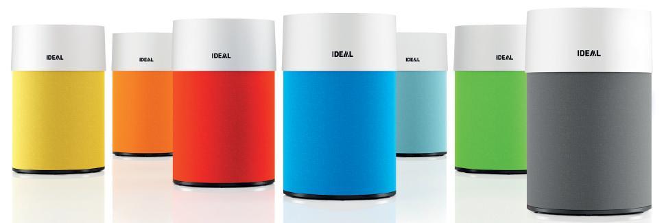 Purificadores de aire AP30/40 pro colores