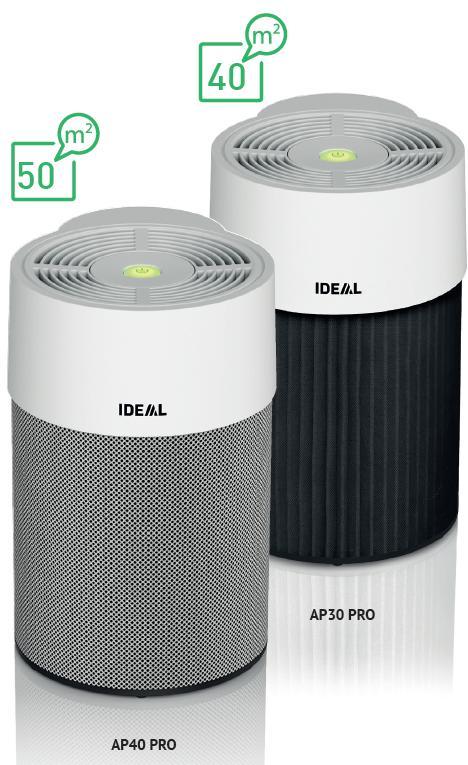Purificadores de aire AP30/40 pro