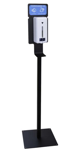 Dispensador de gel electrónico con termómetro E400AT ENTORNO OFICINAS