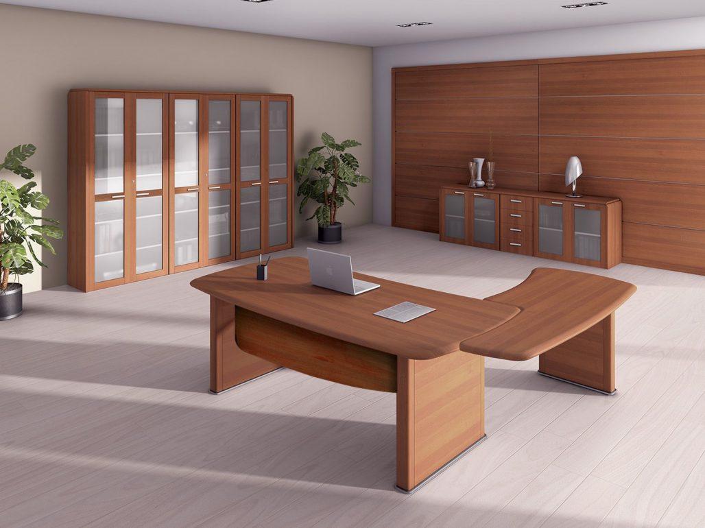 Mesa despacho para dirección Benelux